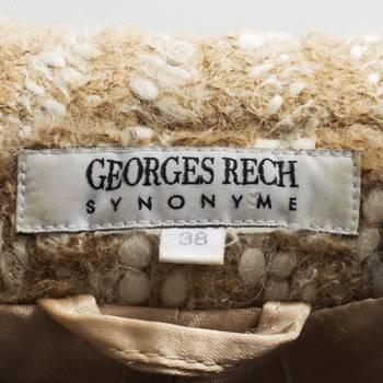 бирка Пальто  Georges Rech