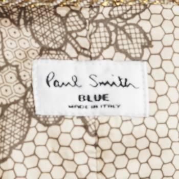 бирка Жакет Paul Smith Blue