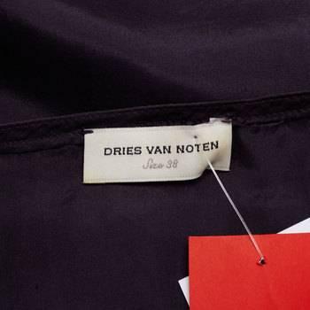 бирка Блуза  Dries Van Noten