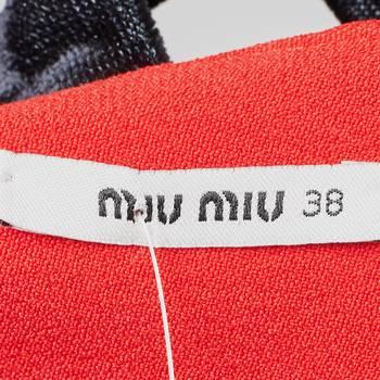 бирка Платье Miu Miu