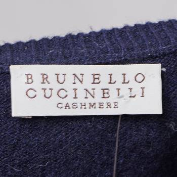 бирка Кардиган Brunello Cucinelli