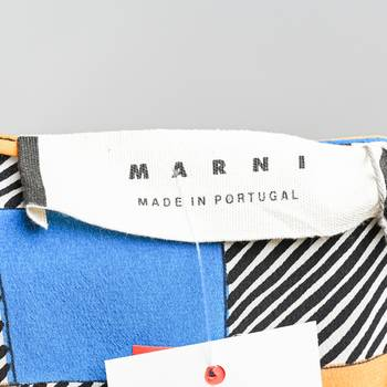 бирка Блуза Marni