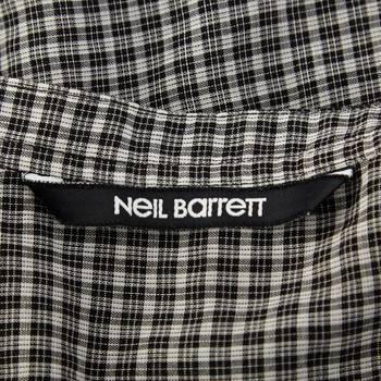 бирка Блузка  Neil Barrett