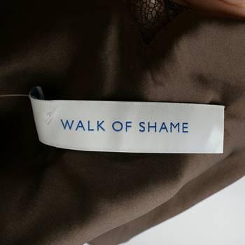 бирка Платье Walk of Shame