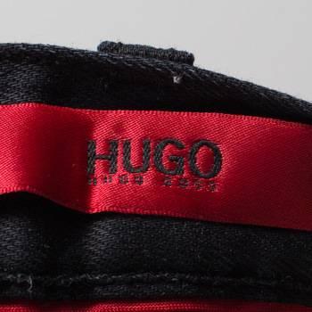 бирка Шорты  Hugo Boss