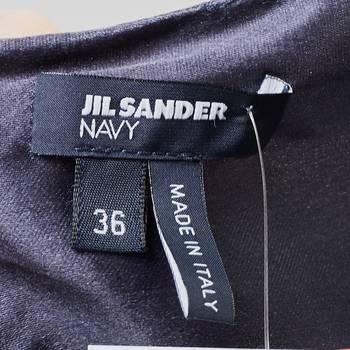 бирка Платье Jill Sander Navy