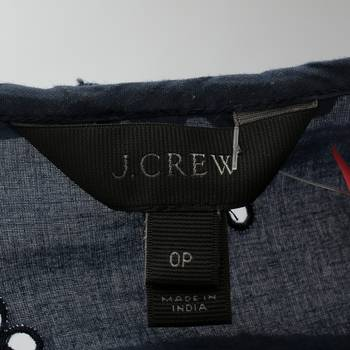 бирка Блуза J Crew
