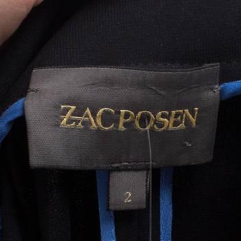 бирка Платье  Zac Posen