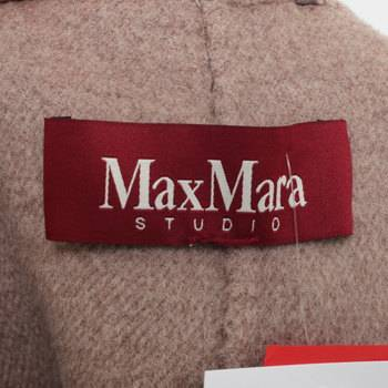 бирка Пальто Max Mara Studio