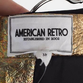 бирка Юбка  American Retro