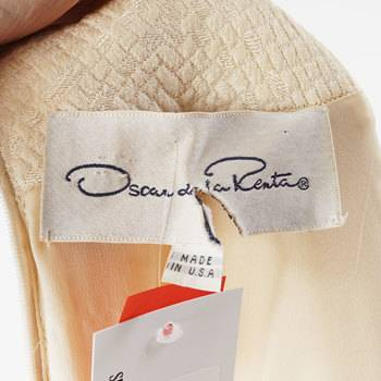 бирка Платье Oscar de la Renta