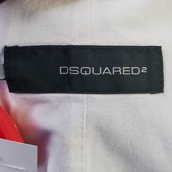 бирка Куртка Dsquared2