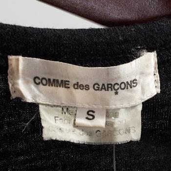 бирка Лонгслив  Comme des Garcons