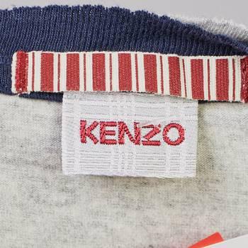 бирка Футболка Kenzo