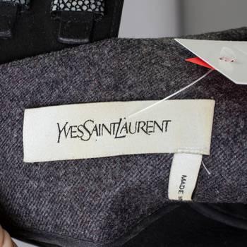 бирка Платье Yves Saint Laurent