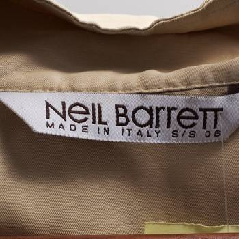 бирка Платье-жилет  Neil Barrett