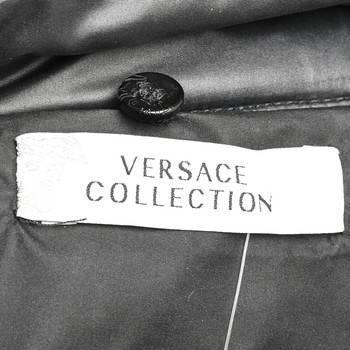 бирка Пуховик Versace