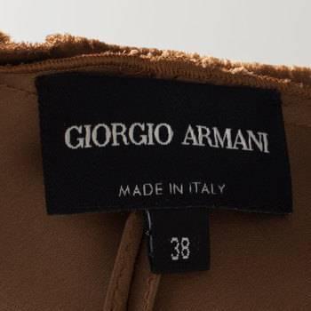бирка Блузка  Giorgio Armani