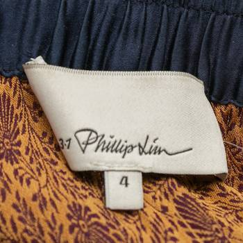 бирка Шорты 3.1 Phillip Lim