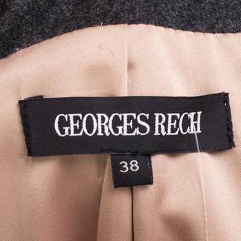 бирка Жакет  Georges Rech