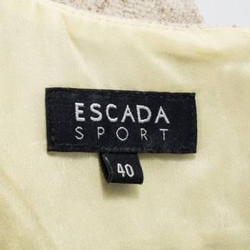 бирка Платье  Escada Sport