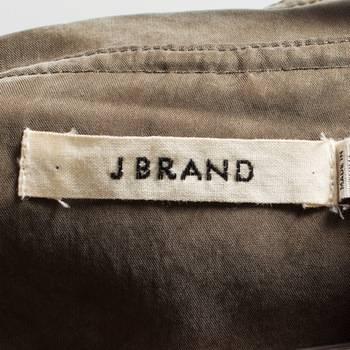 бирка Жакет  J Brand