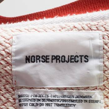 бирка Свитшот  Norse Projects