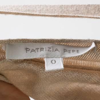 бирка Платье Patrizia Pepe