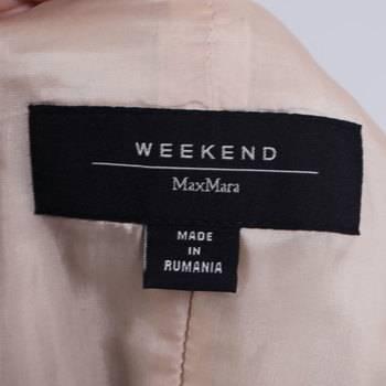 бирка Куртка Weekend Max Mara