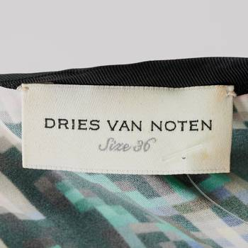 бирка Топ Dries Van Noten