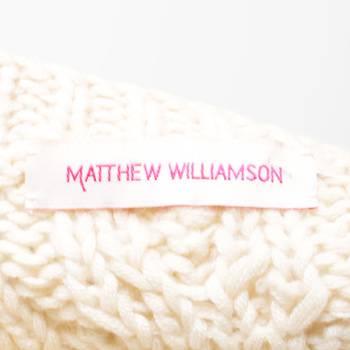 бирка Жилет  Matthew Williamson