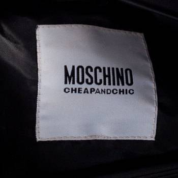 бирка Жилет  Moschino Cheap and Chic