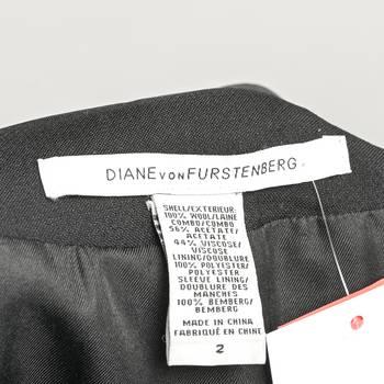 бирка Пиджак Diane von Furstenberg