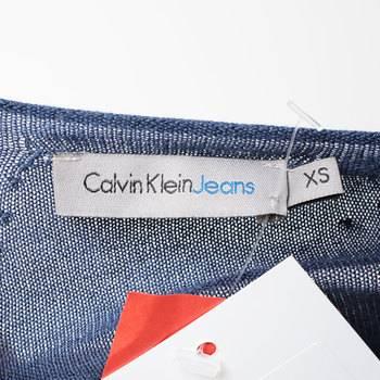 бирка Джемпер Calvin Klein Jeans