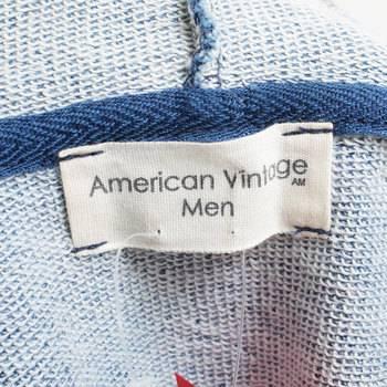 бирка Худи American Vintage