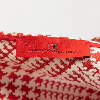 бирка Платье Carolina Herrera