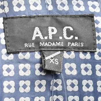 бирка Пальто A.P.C.