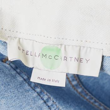 бирка Джинсы Stella McCartney