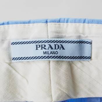бирка Брюки Prada