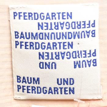 бирка Платье Baum Und Pferdgarten