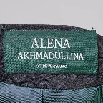 бирка Пальто Alena Akhmadullina