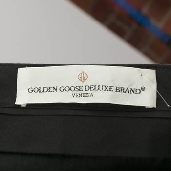 бирка Брюки Golden Goose