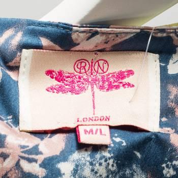 бирка Платье  Orion London