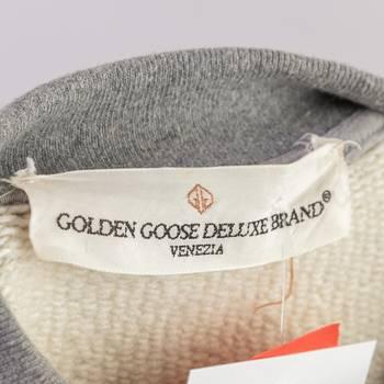 бирка Свитшот Golden Goose