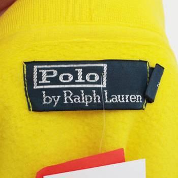 бирка Худи Polo Ralph Lauren