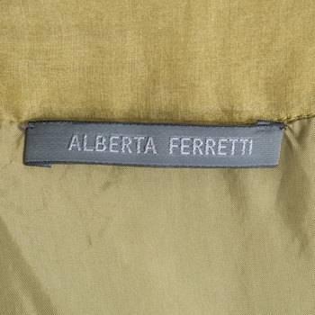 бирка Платье  Alberta Ferretti