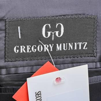 бирка Муж.пальто Gregory Munitz