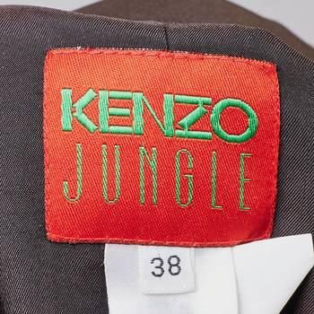 бирка Костюм Kenzo Jungle