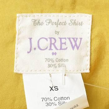 бирка Рубашка J.Crew