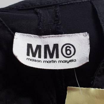 бирка Брюки  MM6